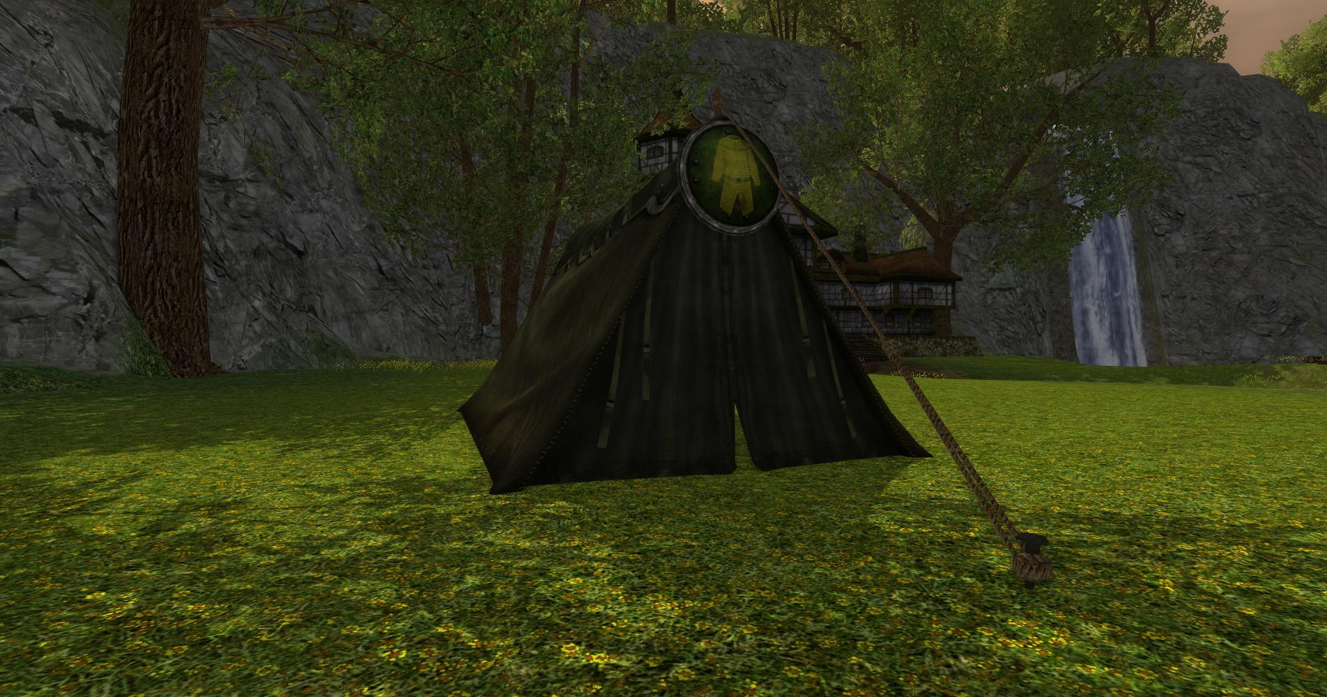 Tente du Plateau