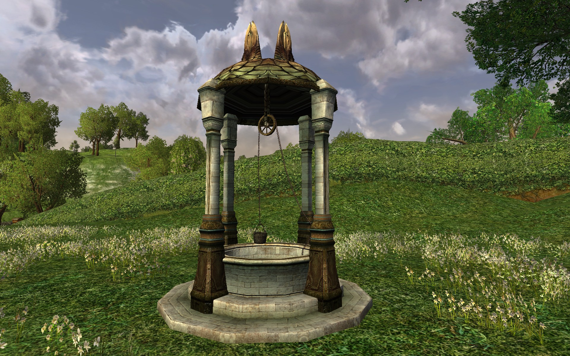 Puits du Gondor