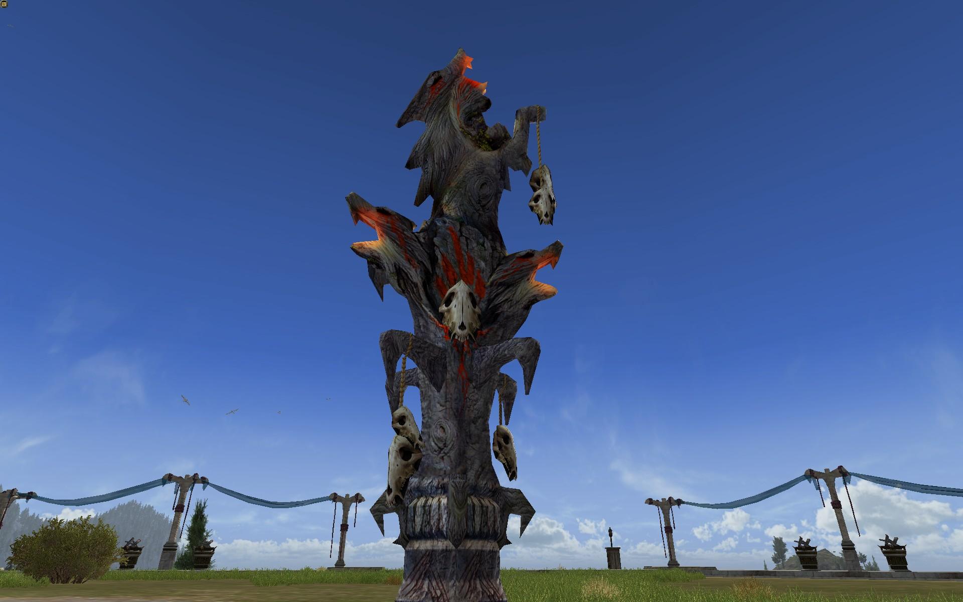 Grand Totem de Gauradan