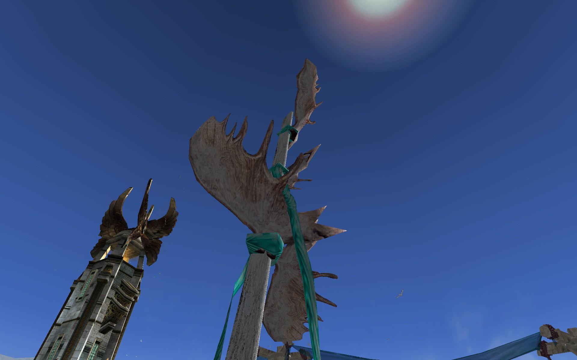 Poteau de Bois d'Original du Givre