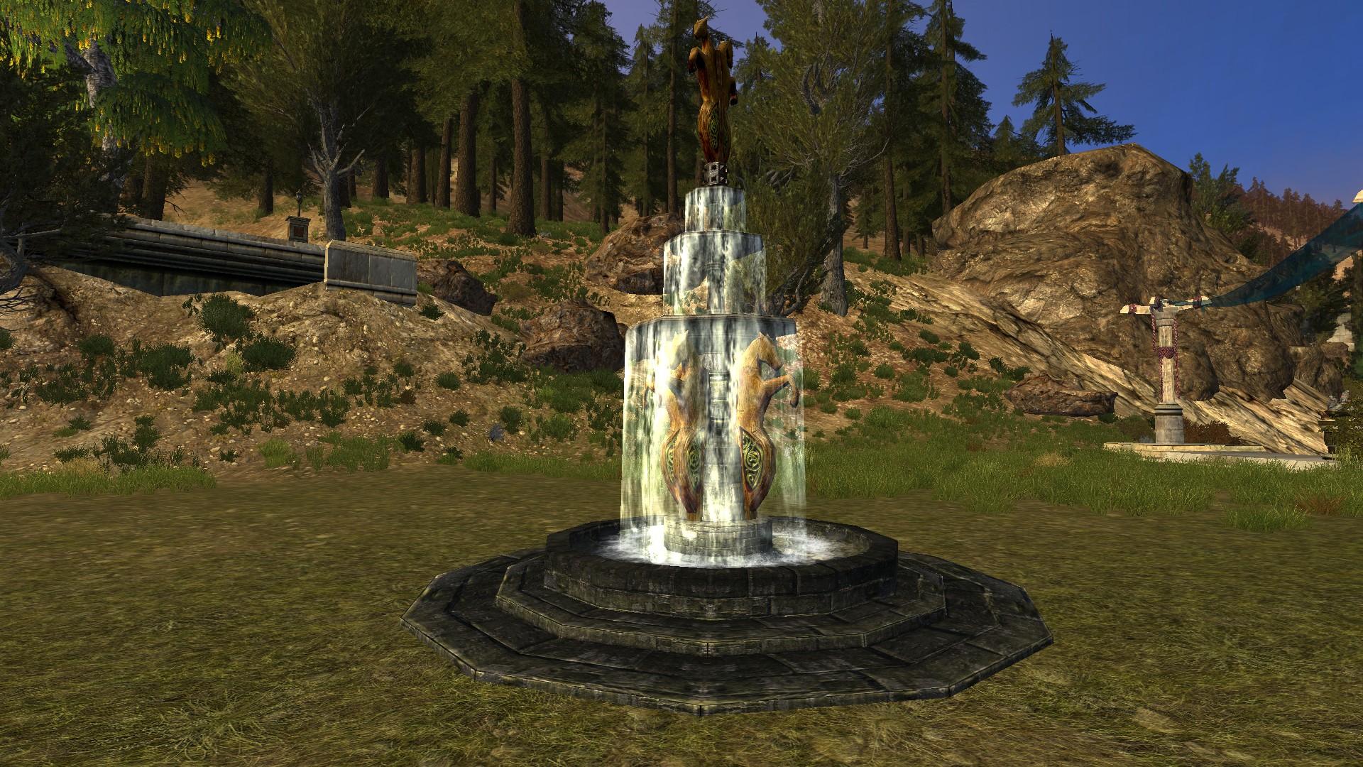Fontaine du Rohan