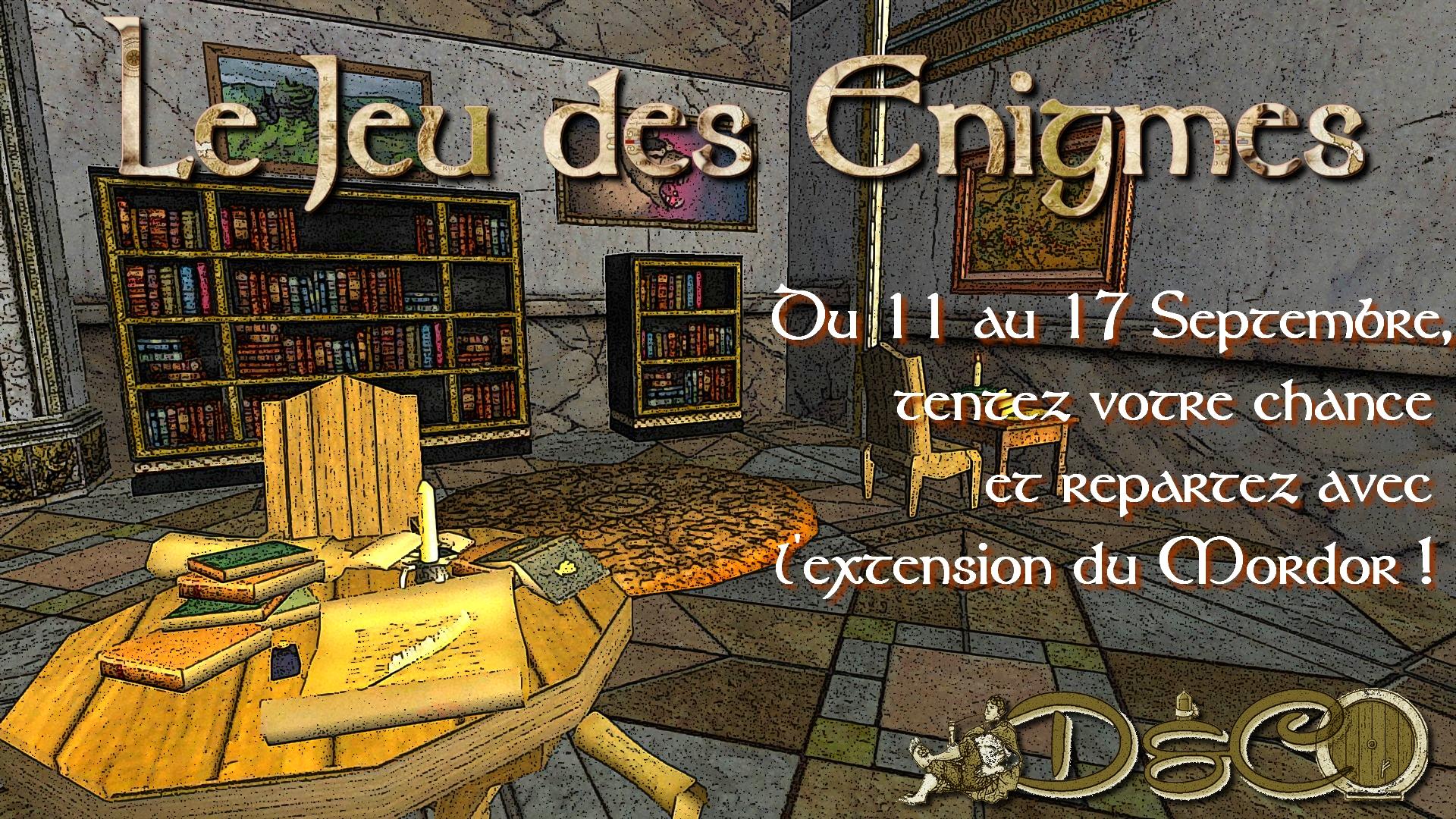 Concours : Les Énigmes de D&Co
